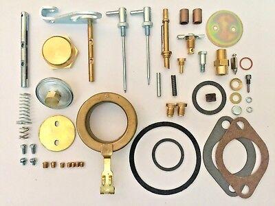 John Deere G Dltx51 Big Nut Tractor Major Carburetor Repair Kit W Float