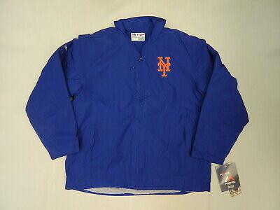 Authentic New York Mets Mens TRIPLE CLIMATE Dugout Jacket XL Reg.$224.99