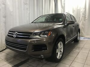 2011 Volkswagen Touareg Execline Automatique 3.6L FULLY LOADED +