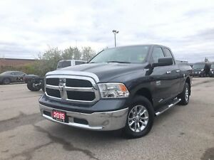 2015 Ram 1500 SLT**4X4**DIESEL**BLUETOOTH**5.0 TOUCHSCREEN**