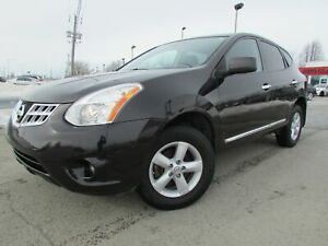 2013 Nissan Rogue SV BLUETOOTH CRUISE TOIT OUVRANT!!!