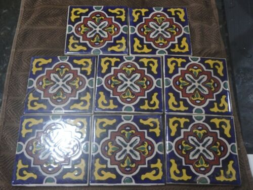 Vintage Talvera Tiles - 15