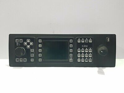 Kongsberg Maritime 339881 Rev A Cjoy Operator Terminal Mk2 Compact Joystick