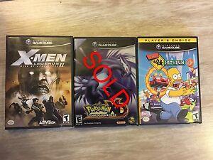 Nintendo GameCube Games - $10 - $20