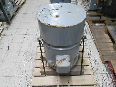 Continental Electrical Co. Vertical Solid Shaft AC Motor SNV444SC 30HP 1200RPM