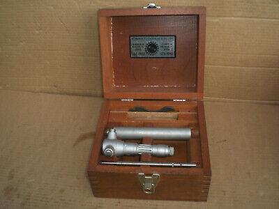Tesa Inside Bore Micrometer Intrimik 2.4-2.8
