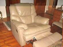 Genuine Leather Lounge Waratah Newcastle Area Preview