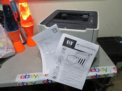 HP laserjet P2015dn Auto Duplex (2 Side Printing) Network Laser Printer No Tnr