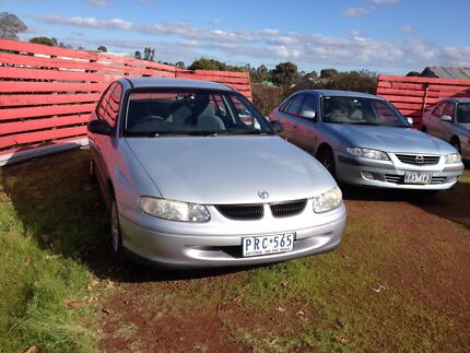 1999 Holden VT Commodore Sedan Ferntree Gully Knox Area Preview
