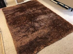 AS NEW Natuzzi wool rug 240x170cm Northbridge Willoughby Area Preview