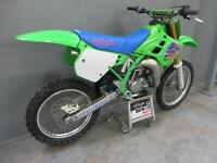 Kawasaki KX 125 1990 in excelent condition,ready to race.