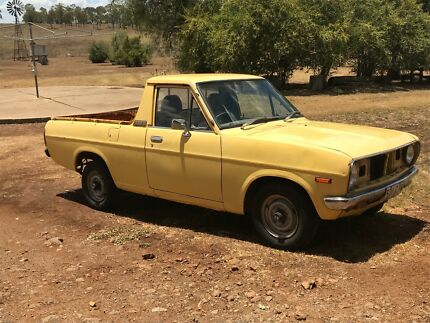 DATSUN 1200 UTE Southbrook Toowoomba Surrounds Preview
