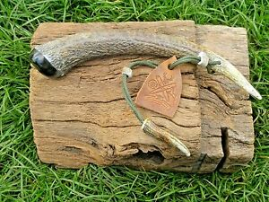 Fishing priest Stag Antler Horn kosh for Trout/salmon Game pheasant shooting