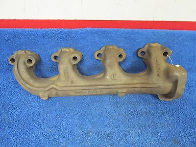 1970 FORD FAIRLANE MUSTANG  302ci  LH  EXHAUST MANIFOLD  NOS FORD 316