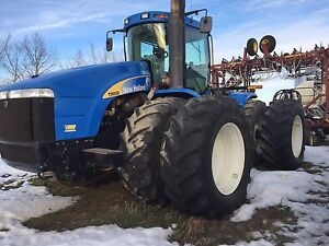 2009 New Holland T9050HD