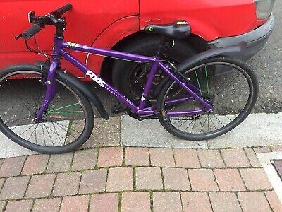 Purple Frog 69 Hybrid bike 26 Inch Children's Bike Free Postage
