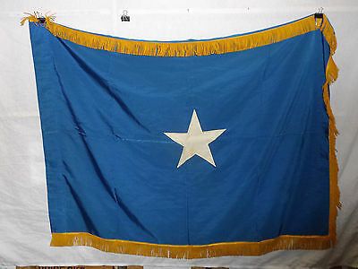 flag788 WW 2 US Navy 1 Star Rear Admiral gold fringe