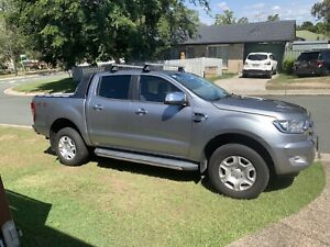 2017 FORD RANGER XLT PKII / AUTOMATIC
