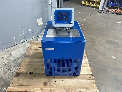 Thermo Haake C35p Circulated Chiller Heated Waterbath W Tyo011-0090 Panel