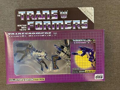 Cobalt Sentries Ravage 71 MISB Ehobby Takara Exclusive G1 Transformers E-Hobby