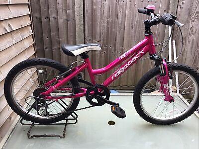 "Ridgeback Harmony 20"" Wheel Alloy Frame Girls Mountain Bike Ref 3192f"