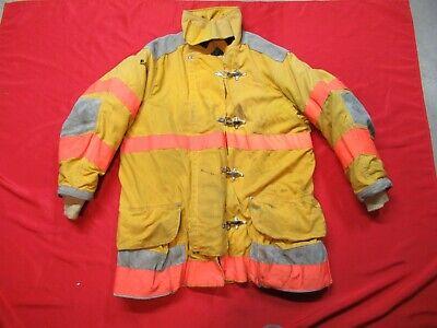 Mfg. 1996 Janesville Lion 48 X 35 Firefighter Jacket Turnout Bunker Fire Coat
