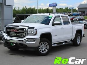 2016 GMC Sierra 1500 SLE CREW | 4X4 | HEATED SEATS | BACK UP CAM