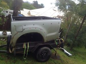 Toyota Hilux Ute Tub Mount Evelyn Yarra Ranges Preview
