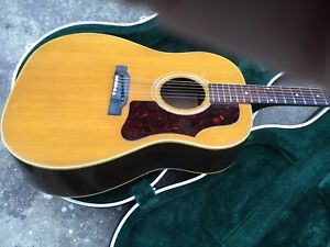 Gibson j50 1964 acoustic guitar