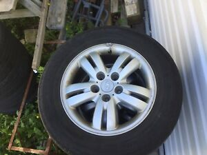 """Set of 4 """"16 inches"""" rims"""