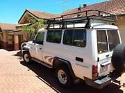 1990 Toyota LandCruiser Troopcarrier (4WD) Fremantle Fremantle Area Preview