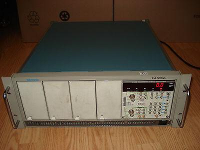 Tektronix Tm 5006a W Dc 5010 Programmable Universal Counter Time