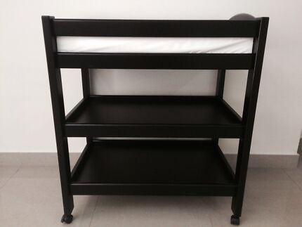 Tasman Eco Turin Baby Change Table & Change Mat Rosebery Palmerston Area Preview