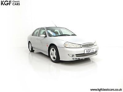 A First Generation and Immaculate Ford Mondeo ST24 with Only 5,138 Miles