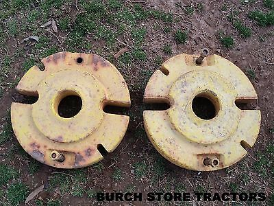 Official John Deere M Back Rear Weights