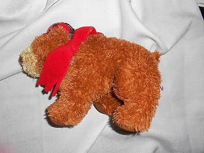 DOUGLAS TOY PLUSH TAN brown  BEAR 9