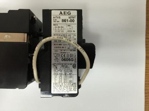 AEG 14DP32AA81 (XLS17-AO-O) MOTOR STARTER