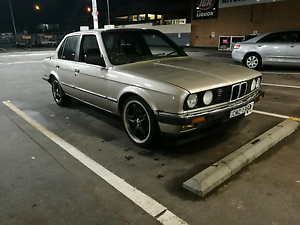 BMW E30 323i Gosford Gosford Area Preview