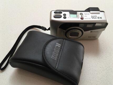 Ricoh film camera