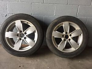 """Commodore wheels x2 5x120 17"""" alloys South Windsor Hawkesbury Area Preview"""