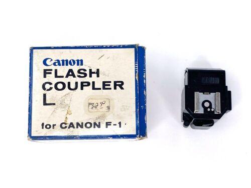 Canon Flash Couple L For Orginal Canon F-1 Camera