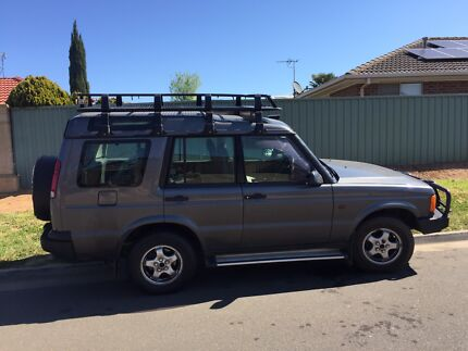 2002 Land Rover discovery 2 for sale North Adelaide Adelaide City Preview