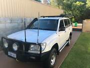 2002 Toyota LandCruiser SUV Dalyellup Capel Area Preview