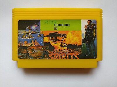 6 in 1 games ( SUPER MARIO BROS JEWELRY ETC..) - Famicom FAMICLONE Nes Cartridge ()