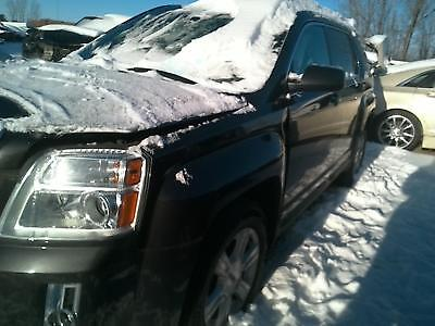 AUTOMATIC TRANSMISSION 2014 GMC TERRAIN ALL WHEEL DRIVE 24L ONLY 52K