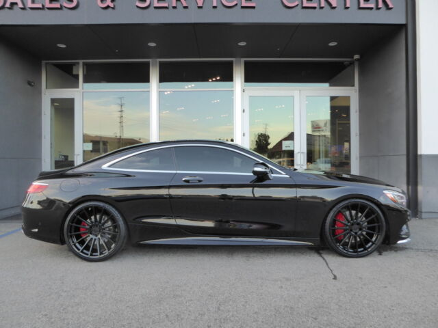 2015 mercedes s550 coupe 22 wheels sport package premium for Used s550 mercedes benz for sale