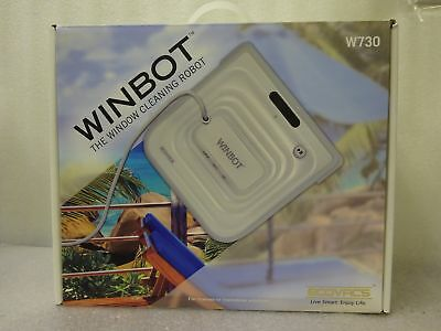 Window-Cleaning-Robot with Remote-Control - ECOVACS WinBot W730 New