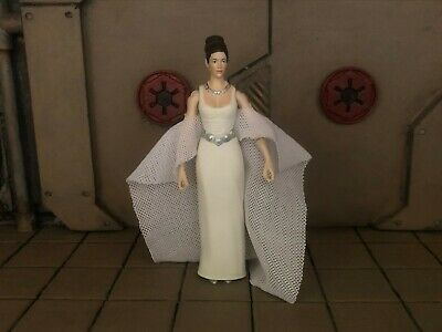 """LOOSE STAR WARS THE BLACK SERIES """"A NEW HOPE"""" (Ceremonial Gown) PRINCESS LEIA"""
