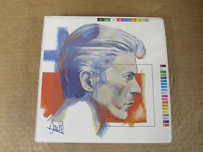 "David Bowie Fashions 10 x 7""  Picture Disc ""Box Set"" BOW 100 RCA 1982 * [2C]"