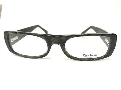 Vera Wang Luxe Joie Eyeglass Frame Eyeglasses Color BZ Plastic Made In Italy